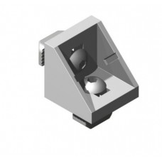 Angle connector set 6 ALU