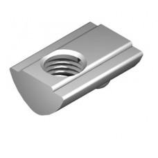 T-Slot Nut 5 St M5, bright zinc-plated