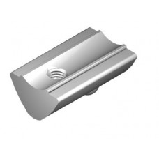T-Slot Nut 6 St M3, bright zinc-plated